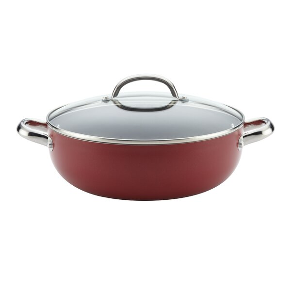 Buena Cocina Round Non-Stick Casserole by Farberware