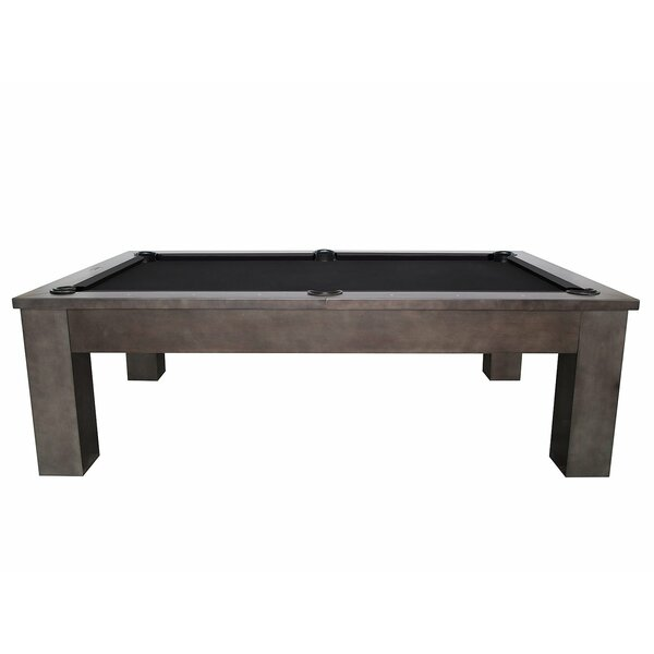 Fulton 8' Slate Pool Table by Plank & Hide