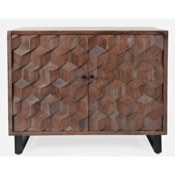 Yepez 2 Door Accent Cabinet by Foundry Select Foundry Select
