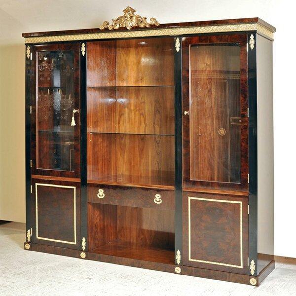 Aurora Library Bookcase By Astoria Grand
