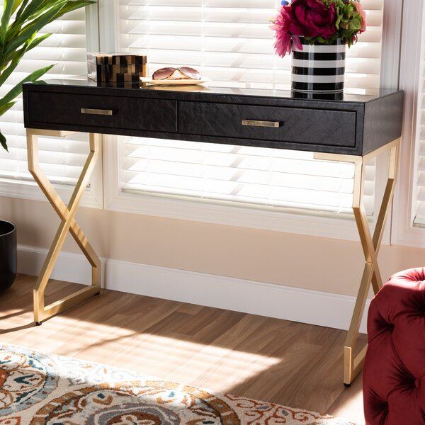 Colella 2-Drawer Console Table By Mercer41