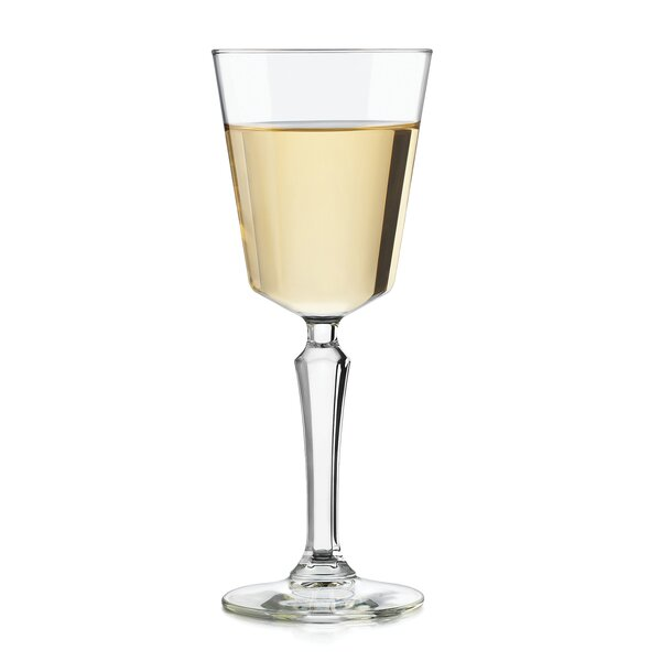Capone 8.5 Oz. White Wine Glass (Set of 4) by Libbey