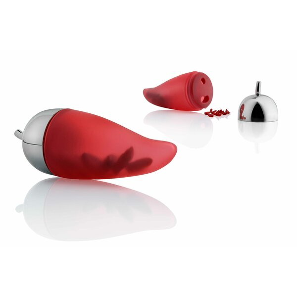 Object Bijoux Piccantino Chili Scruncher by LPWK and Jim Hannon-Tan by Alessi