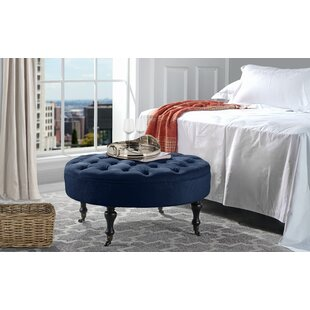 Check Prices Roca Tufted Coffee Table By Charlton Home