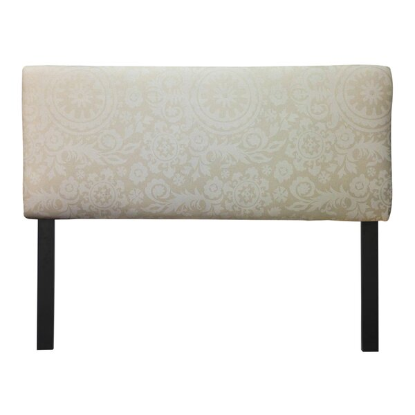 Ali Suzani Upholstered Panel Headboard by Sole Designs