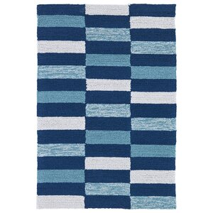 Buy Staple Hill Blue Indoor/Outdoor Area Rug!
