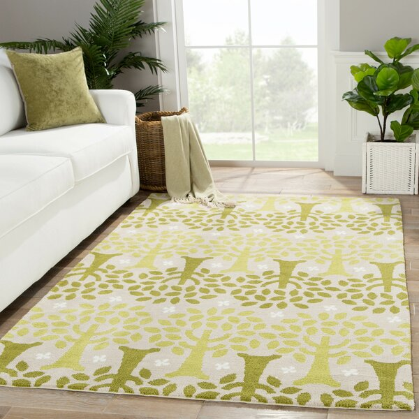 Flipped Forest Rug by Birch Lane Kids™
