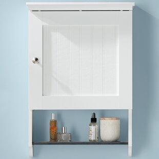 Wall Mounted Bathroom Cabinet. Gulf 19 88 W X 28 75 H Wall Mounted Cabinet
