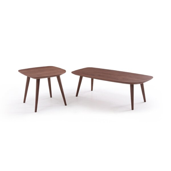 Dustin 2 Piece Coffee Table Set by Corrigan Studio