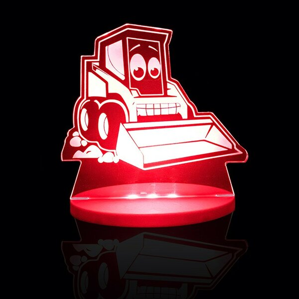 Digger Night Lights Insert by Tulio Dream Lights