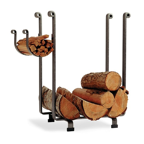USA Handcrafted Rectangle Log Rack by Enclume