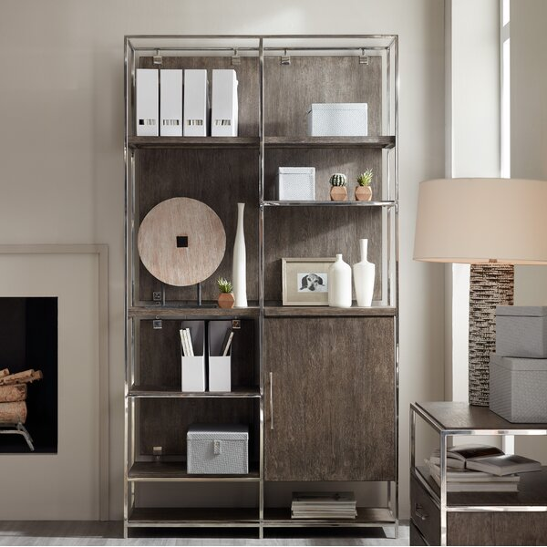 Storia Standard Bookcase by Hooker Furniture
