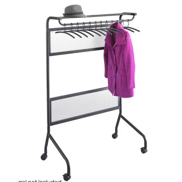 Garment Rack by Rebrilliant