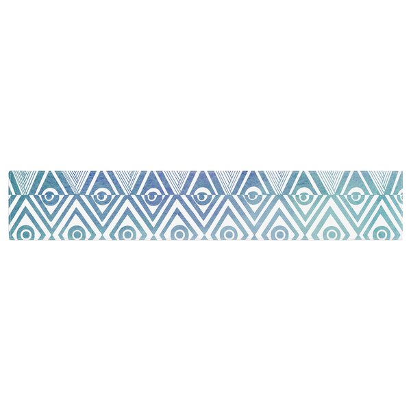Pom Graphic Design Tribal Empire Table Runner by East Urban Home