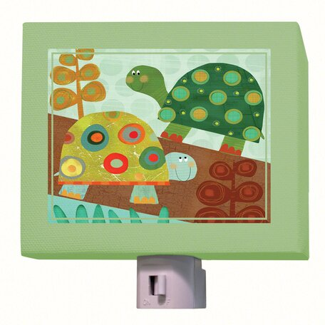 Turtle Pair Night Light by Oopsy Daisy