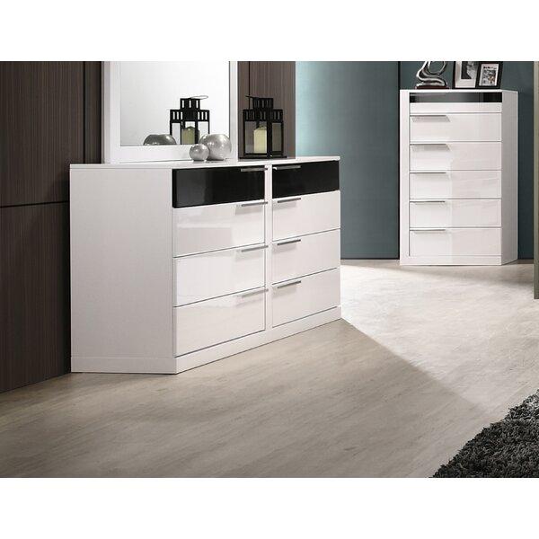 Fleeton Bedroom Standard Dresser by Orren Ellis