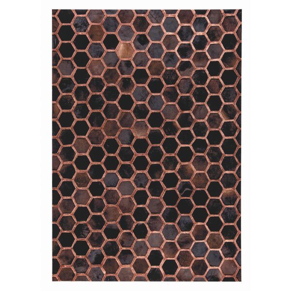 Vega Hand Woven Copper Area Rug by M.A. Trading