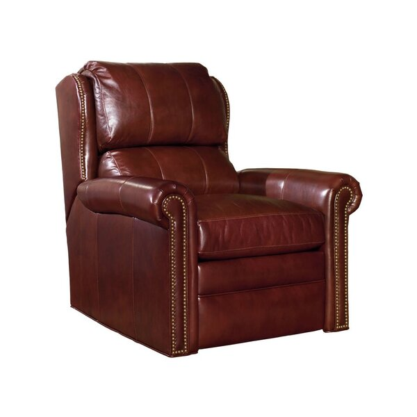 Stellan Wall Hugger Manual Swivel Wall Hugger Recliner by Bradington-Young