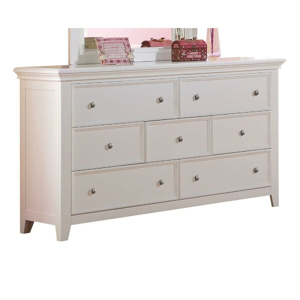 Skipworth Wooden 7 Drawer Dresser by Canora Grey