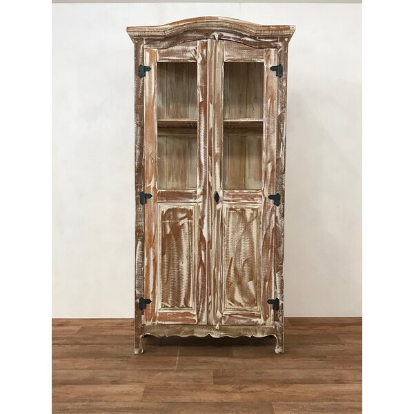Dreketi Display China Cabinet by Bungalow Rose