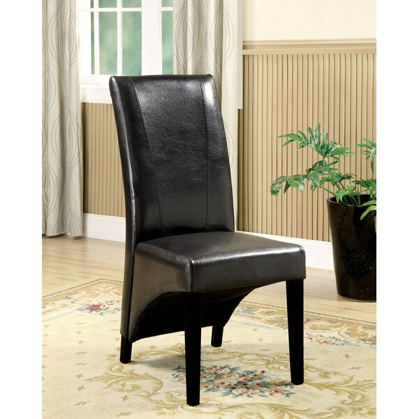 Madyson Upholstered Dining Chair (Set of 2) by Rosdorf Park