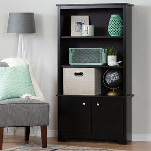 Reviews Vito Standard Bookcase BySouth Shore