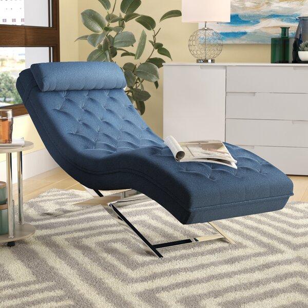 Hadley Chaise Lounge By Wade Logan