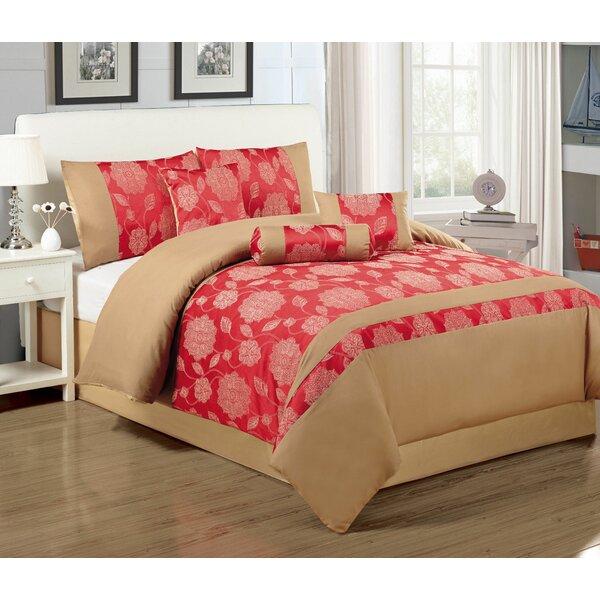Westerberg 7 Piece Comforter Set by Winston Porter