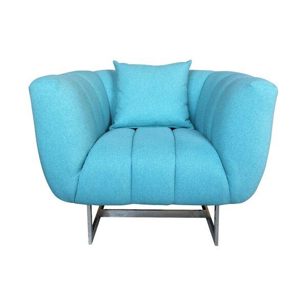 Kushner Armchair by Latitude Run