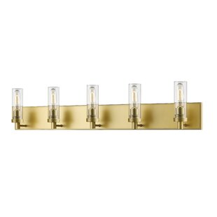 Bargain Boylon 5-Light Vanity Light By Trent Austin Design