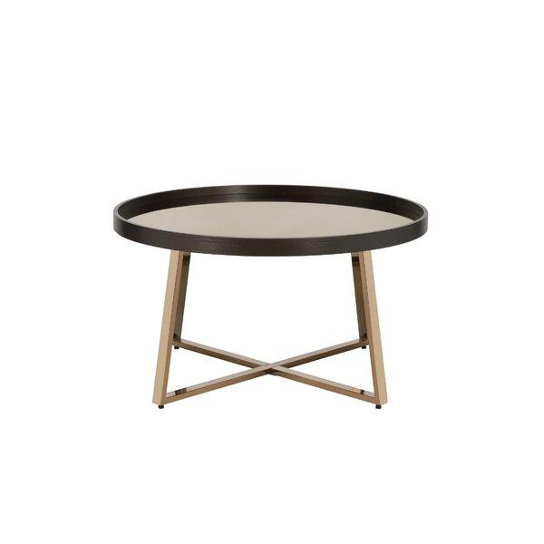 Billington Lift Top Cross Legs Coffee Table by Mercer41 Mercer41