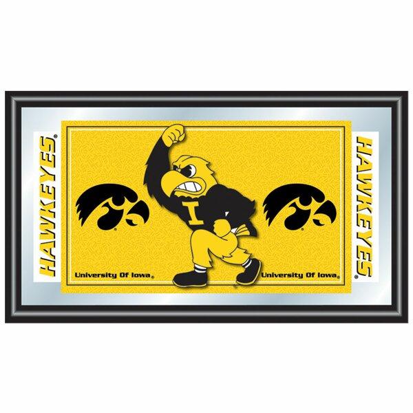 NCAA Framed Vintage Advertisement by Trademark Global