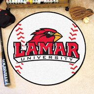 NCAA Lamar University Baseball Mat by FANMATS