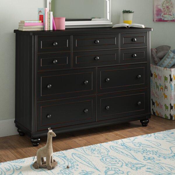 Leyla 8 Drawer Double Dresser by Grovelane Teen