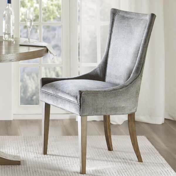 Ultra Upholstered Dining Chair (Set of 2) by Madison Park Signature