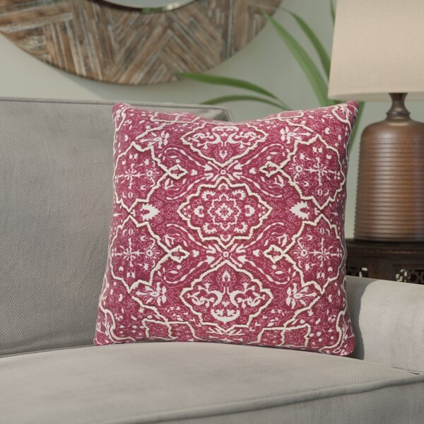 Chosposi Throw Pillow by Bungalow Rose