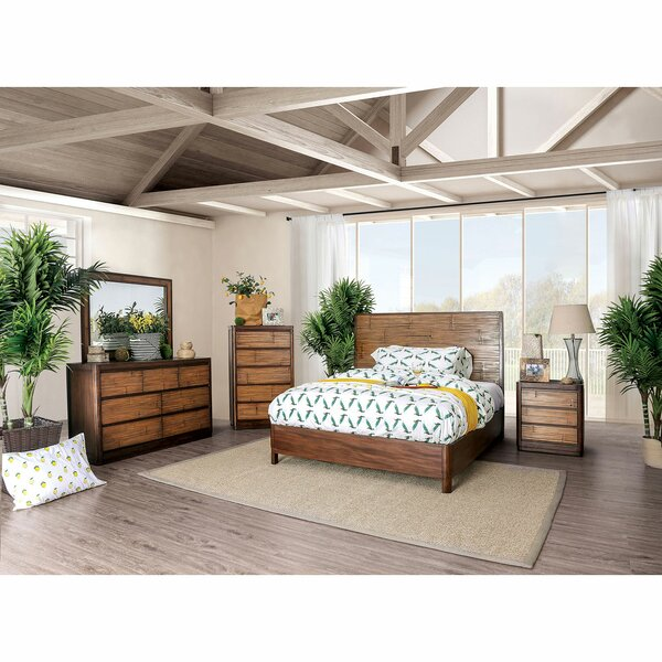 Tristana Standard Configurable Bedroom Set by Bayou Breeze