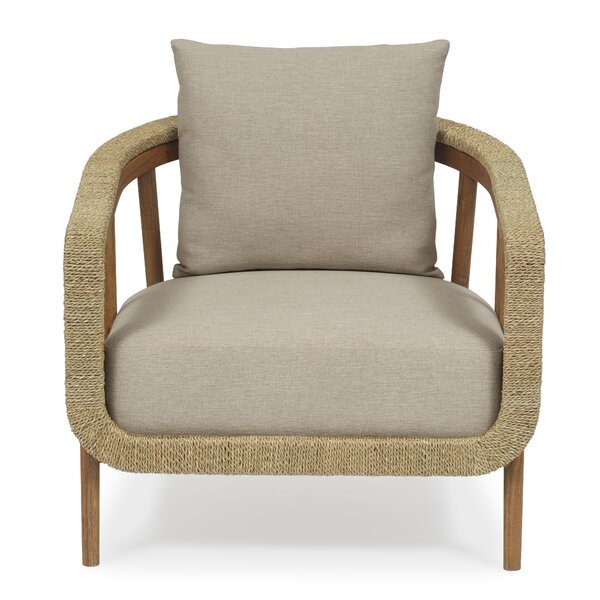 Manorhaven Occasional Armchair by Bungalow Rose