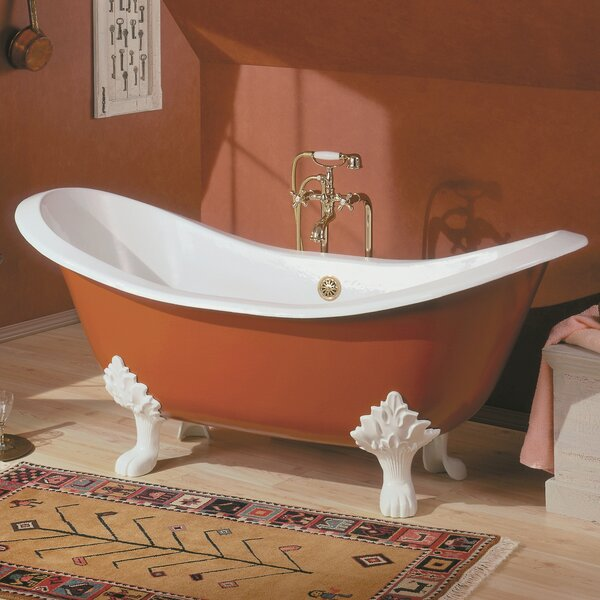 Regency 61 x 31 Soaking Bathtub by Cheviot Products