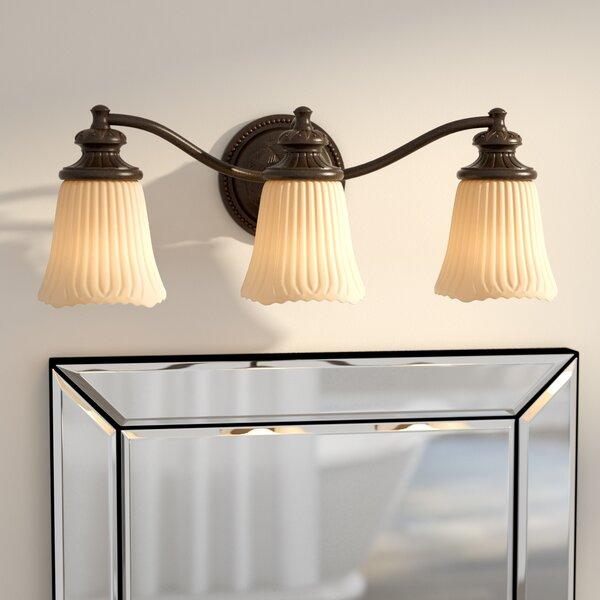 Ligonier 3-Light Vanity Light by Charlton Home