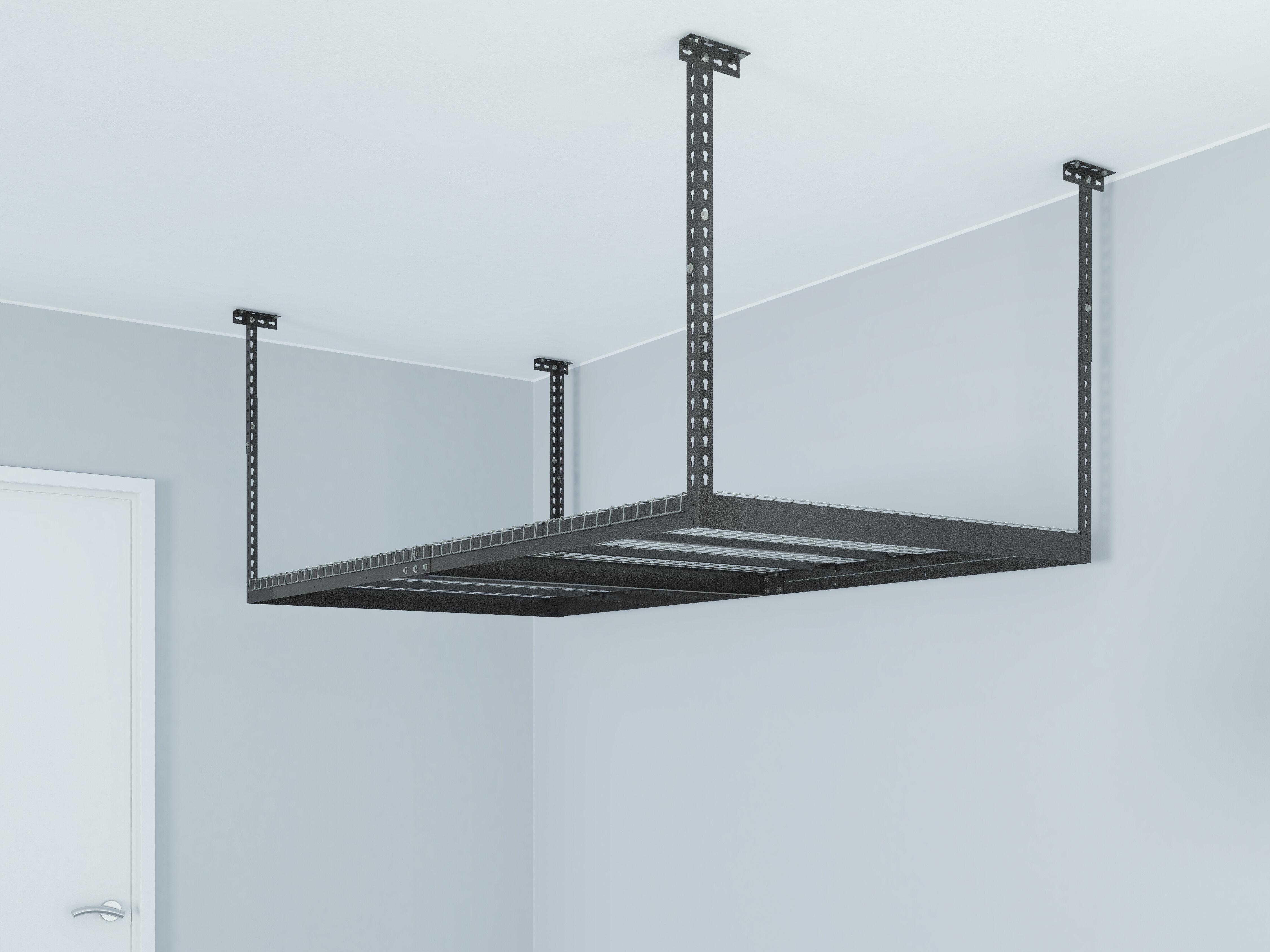 NewAge Products VersaRac Adjustable Ceiling Shelving Unit | Wayfair