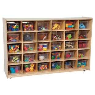 30 Compartment Cubby ByWood Designs