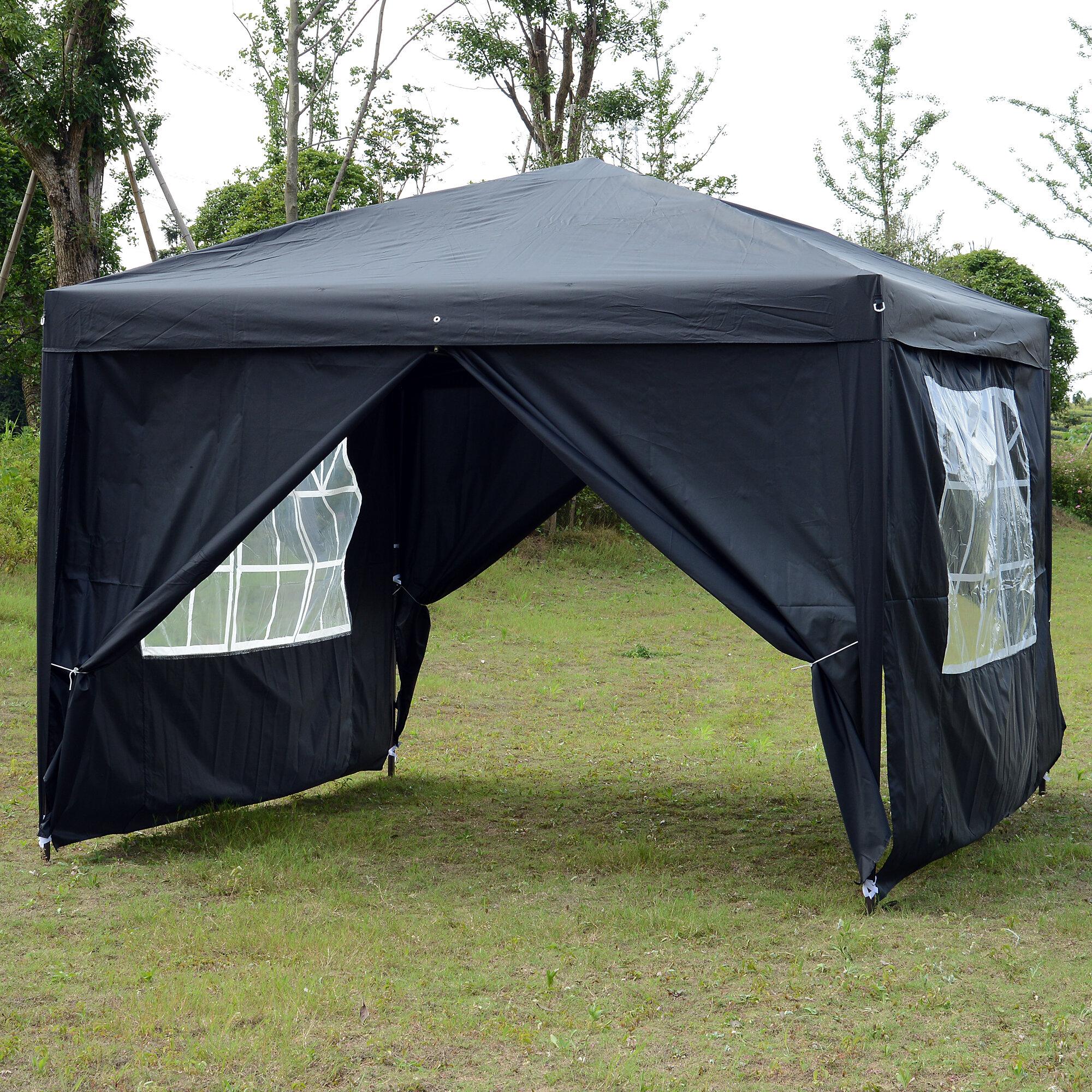 Brown Outdoor Canopies You Ll Love In 2021 Wayfair