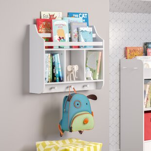 Showers Kids Wall 2013 Bookshelf