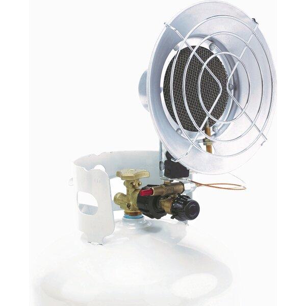 15800 Propane Mounted Patio Heater by AZ Patio Heaters