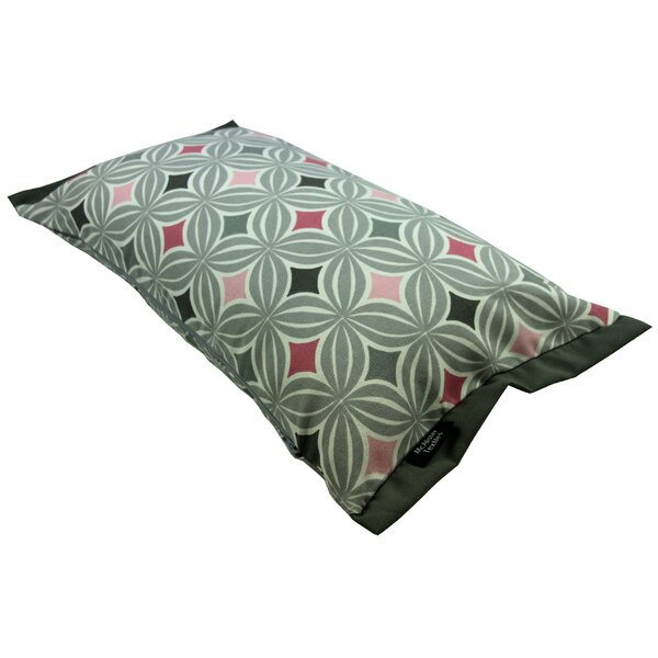 Laila Outdoor Rectangular Pillow Cover & Insert