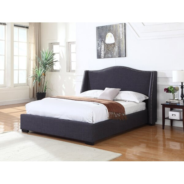 Fitzsimmons Upholstered Platform Bed by Darby Home Co Darby Home Co
