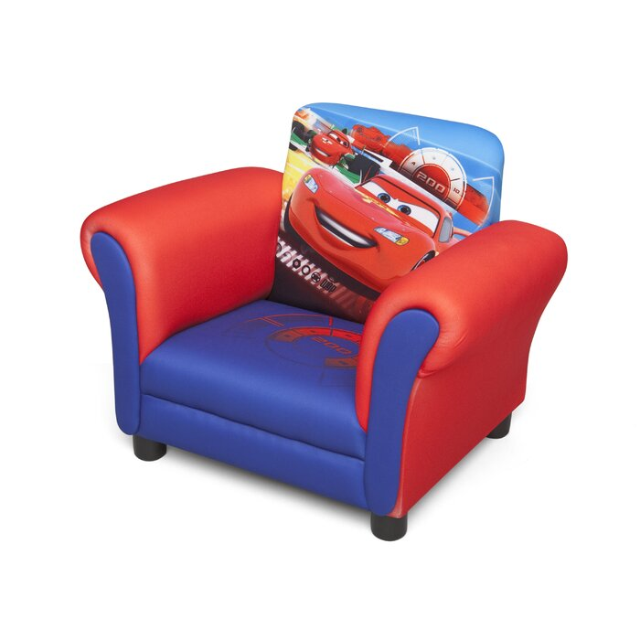 Disney Pixaru0027s Cars 2 Kids Club Chair
