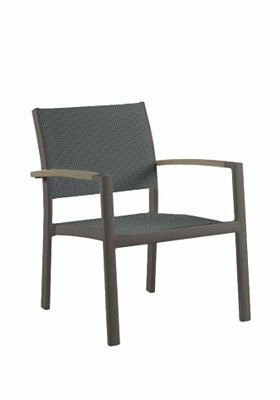 Sono Patio Chair by Tropitone