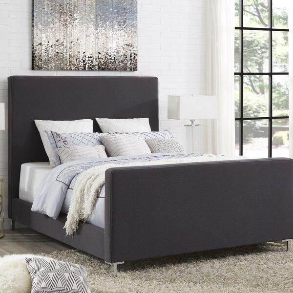Ranstead Upholstered Platform Bed by Brayden Studio